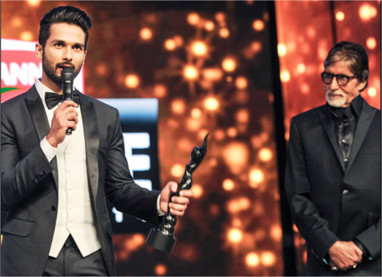 Shahid Kapoor Height, Weight, Age, Wife, Family, Wiki ...