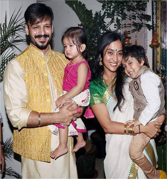 Vivek Oberoi Height Weight, Age, Wife, Family, Wiki