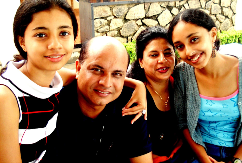 Pearle Maaney Family, Pearle Maaney Wiki, Pearle Maaney Biography